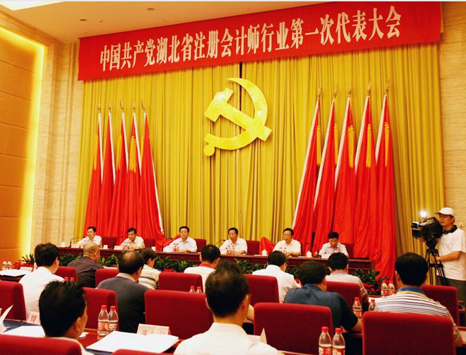 让党旗在全行业飘扬—看湖北省注会协会如何抓党建促发展