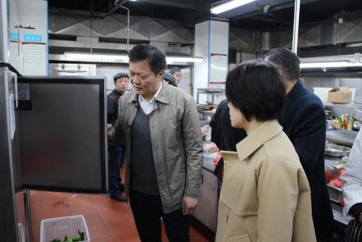 樊城区市场监管局全面督导创文食品安全工作